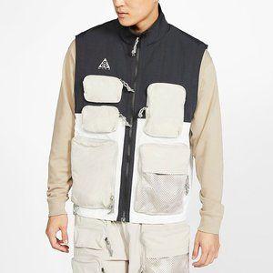 Nike Men's ACG Vest CK7236-010 Black Summit White
